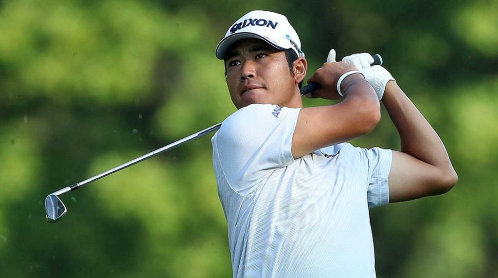 Hideki Matsuyama, uno de los favoritos según SportsLine